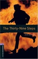 Oxford Bookworms Library 4 Thirty-Nine Steps + CD (Hedge, T. (Ed.) - Bassett, J. (Ed.))