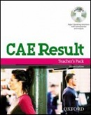 Cae Result! 2008 Edition Teacher's Pack Including Assessment Booklet with DVD and Dictionaries Booklet (Gude, K.)