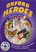 Oxford Heroes 3 Student's Book and MultiROM Pack (Quintana, J.)