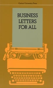 Business Letters for All (Naterop, B. J.)