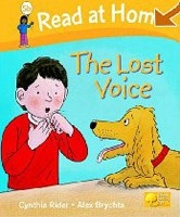 Read at Home: Level 5B: The Lost Voice (Rider, C. - Brychta, A.)