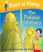 Read at Home: More Level 5b: the Palace Statues (Rider, C.)