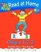 Read at Home: First Skills: Chip's 1,2,3 (Hunt, R. - Brychta, A.)
