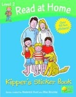 Read at Home: Kipper's Sticker Book L2 (Ruttle, K. - Young, A. - Brychta, A.)