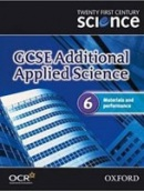 GCSE Additional Applied Science 6 Textbook (University of York Science Education Group)