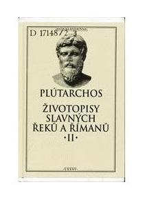 Zivotopisy Slavnych Reku A Rimanu Ii Plutarchos Kniha Preskoly Sk