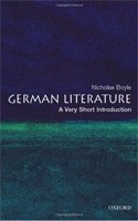 German Literature: A Very Short Introduction (Very Short Introductions) (Boyle, N.)