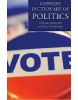 The Concise Oxford Dictionary of Politics (McLean, I. - McMillan, A.)