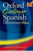 Oxford Colour Spanish Dictionary Plus (Oxford)
