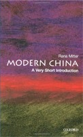 Modern China: A Very Short Introduction (Very Short Introductions) (Mitter, R.)