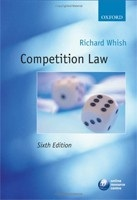 Competition Law (Whish, R.)