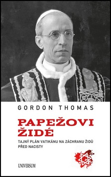 Papežovi Židé (Gordon Thomas)