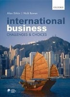 International Business - Challenges and Choices (Sitkin, A. - Bowen, N.)