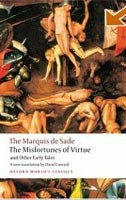 The Misfortunes of Virtue and Other Early Tales (Oxford World's Classics) (Marquis de Sade)