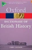 Oxford Dictionary of British History (OPR) (Cannon, J.)