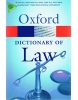 Oxford Dictionary of Law 6 th Edition (Oxford Paperback Reference) (Martin, E. A. - Law, J.)