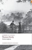 Authors in Context: Thomas Hardy (Oxford World's Classic) (Ingham, P.)