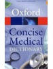 Oxford Concise Medical Dictinary (Oxford Paperback Reference) (Martin, E. A.)