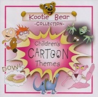 Kootie Bear - Cartoon Themes CD (Kootie Bear Collection)
