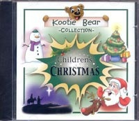 Kootie Bear Collection - Children's Christmas CD