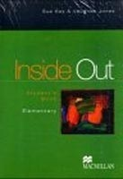 Inside Out Elementary: Student's Book (Sue, K. - Vaughan, J.)
