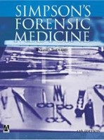 Simpson's Forensic Medicine (Hodder Arnold Publication) (Shephern, R.)