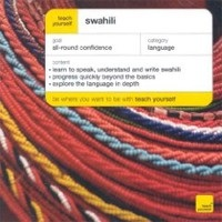 Swahili (Teach Yourself Languages) Accompanies Book [Audiobook] (Russel, J.)