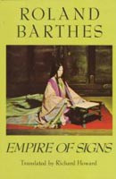 Empire Signs (Barthes, R.)