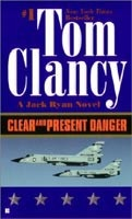 Clear and Present Danger (US Edition) (Clancy, T.)