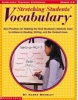 Stretching Students' Vocabulary (Bromley, K. D Angelo)
