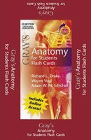 Gray's Anatomy Flash Cards for Students (Drake, R. L. - Vogl, W.)