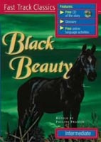 Fast Track Classics Intermediate - Black Beauty + CD (Francis, P.)