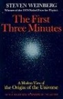 First Three Minutes (Weinberg, S.)