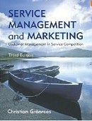 Service management and marketing (Gronroos, Ch.)