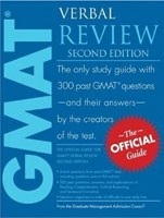 The Official Guide for GMAT Verbal Review, 2nd Ed.