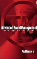 Advanced Brand Management: From Vision to Valuation (Temporal, P.)