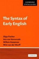 The Syntax of Early English (Fischer, O.)
