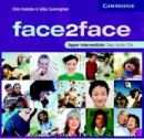 face2face Upper Intermediate CD /3/ (Redston, C. - Cunningham, G.)