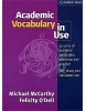 Academic Vocabulary in Use Edition with answers (McCarthy, M.)