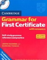 Cambridge Grammar for First Certificate with Answers + CD (Hashemi, L. - Thomas, B.)