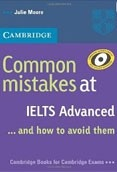 Common mistakes at IELTS Advanced (Julie, M.)