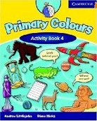 Primary Colours 4 Activity Book (Littlejohn, A. - Hicks, D.)
