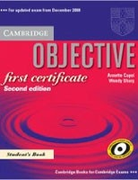 Objective First Certificate Student's Book (Capel, A. - Sharp, W.)