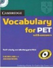 Cambridge Vocabulary for PET with key +CD (1) (Ireland, S. - Kosta, J.)