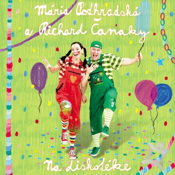 Na diskotéke 1 - Spievankovo CD - Hudba pre deti - Predškoláci ... bb704cbfbd8