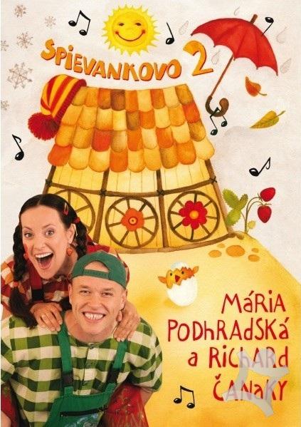 Spievankovo 2 DVD - Hudba pre deti - Predškoláci  ) - Učebnice ... 037e0897000