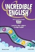 Incredible English DVD Activity Book (5 and 6) (Phillips, S. - Morgan, M. - Slattery, M.)