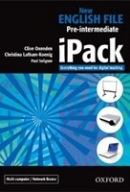 New English File IPack Multiple-computer/network Pre-intermediate lev (CD-ROM) (Oxenden, C. - Latham-Koenig, Ch.)
