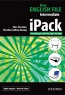 New English File IPack Multiple-computer/network Intermediate level (CD-ROM) (Oxenden, C. - Latham-Koenig, Ch.)