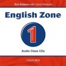 English Zone 1 Class Audio CDs (2) (Nolasco, R.)